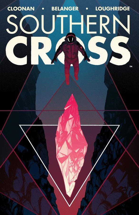 Comic Books 2017, Southern Cross Vol 2, Image Comics