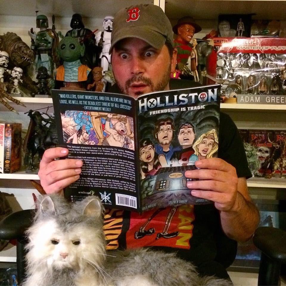 Greg Wright Holliston, Source Point Press
