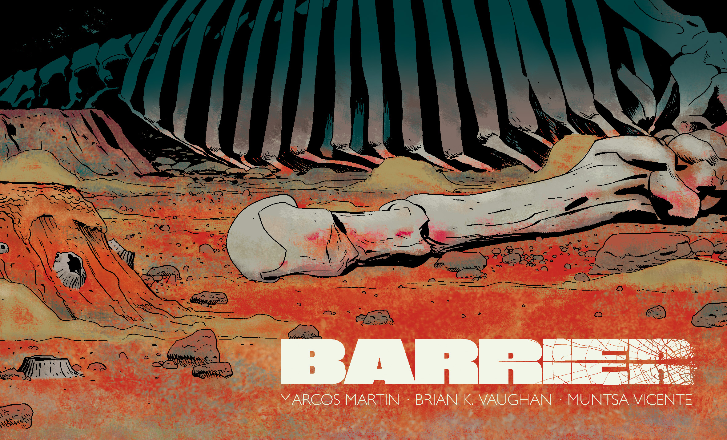 Barrier #2, Image Comics