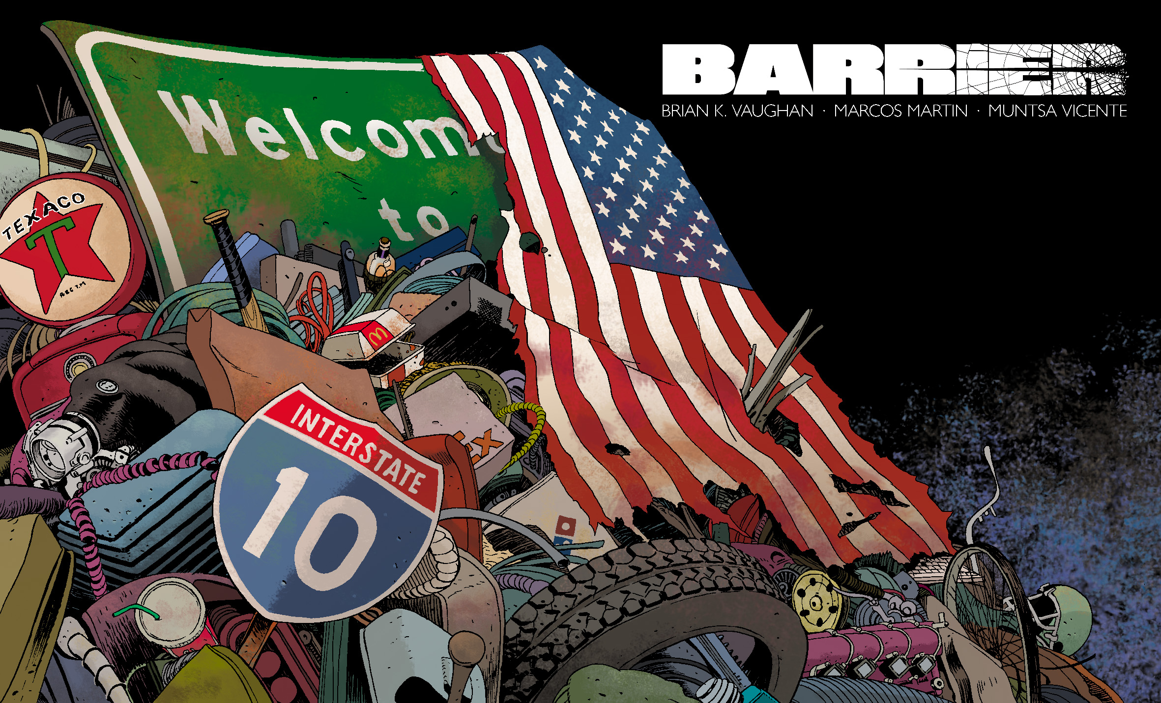 Barrier #2, Barrier #3, Image Comics,