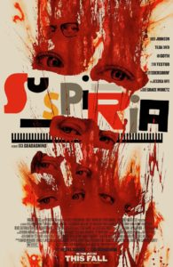 Dakota Johnson Suspiria, Dario Argento