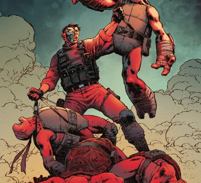 5 Reasons To Get 'Teenage Mutant Ninja Turtles #87!'