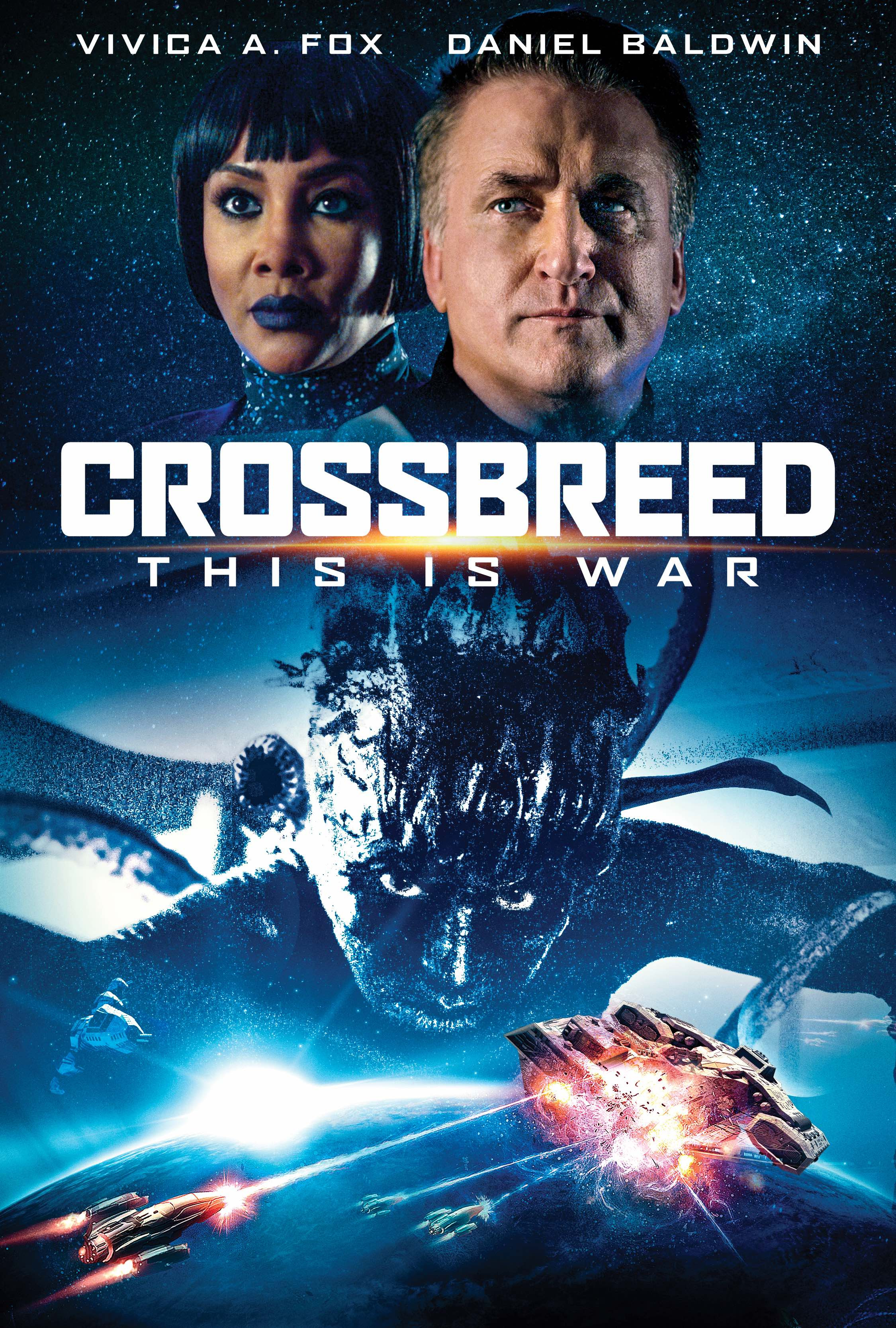 Brandon Slagle, Vivica A Fox Crossbreed, Crossbreed Trailer, Vivica A. Fox