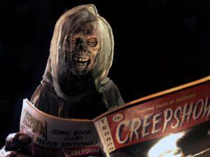 Creepshow Cast, Greg Nicotero Shudder Creepshow, Tom Savini Shudder Creepshow,Shudder Creepshow Cast, Creepshow