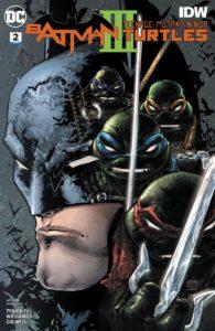 Mutant Ninja Turtles III #2, Batman/Teenage Mutant Ninja Turtles III #2