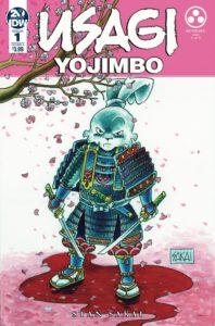 Usagi Yojimbo #1, IDW Publishing
