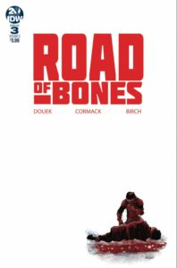 Road Bones #3, IDW