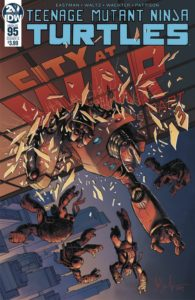 Mutant Ninja Turtles #95, IDW