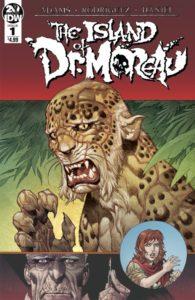 Dr. Moreau #1, IDW Publishing