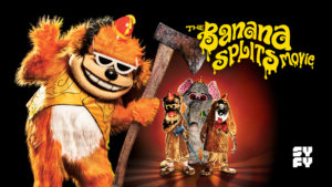 The Banana Splits Movie, Syfy