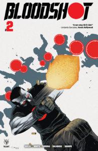 Bloodshot #2, Valiant