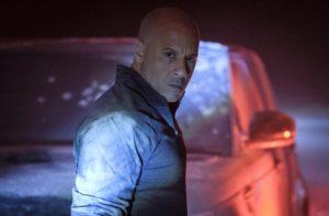 Bloodshot Official, Vin Diesel