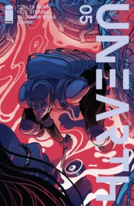 Unearth #5. Image