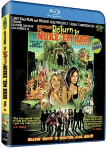 Return to Return to Nuke 'Em High AKA Volume 2, Troma