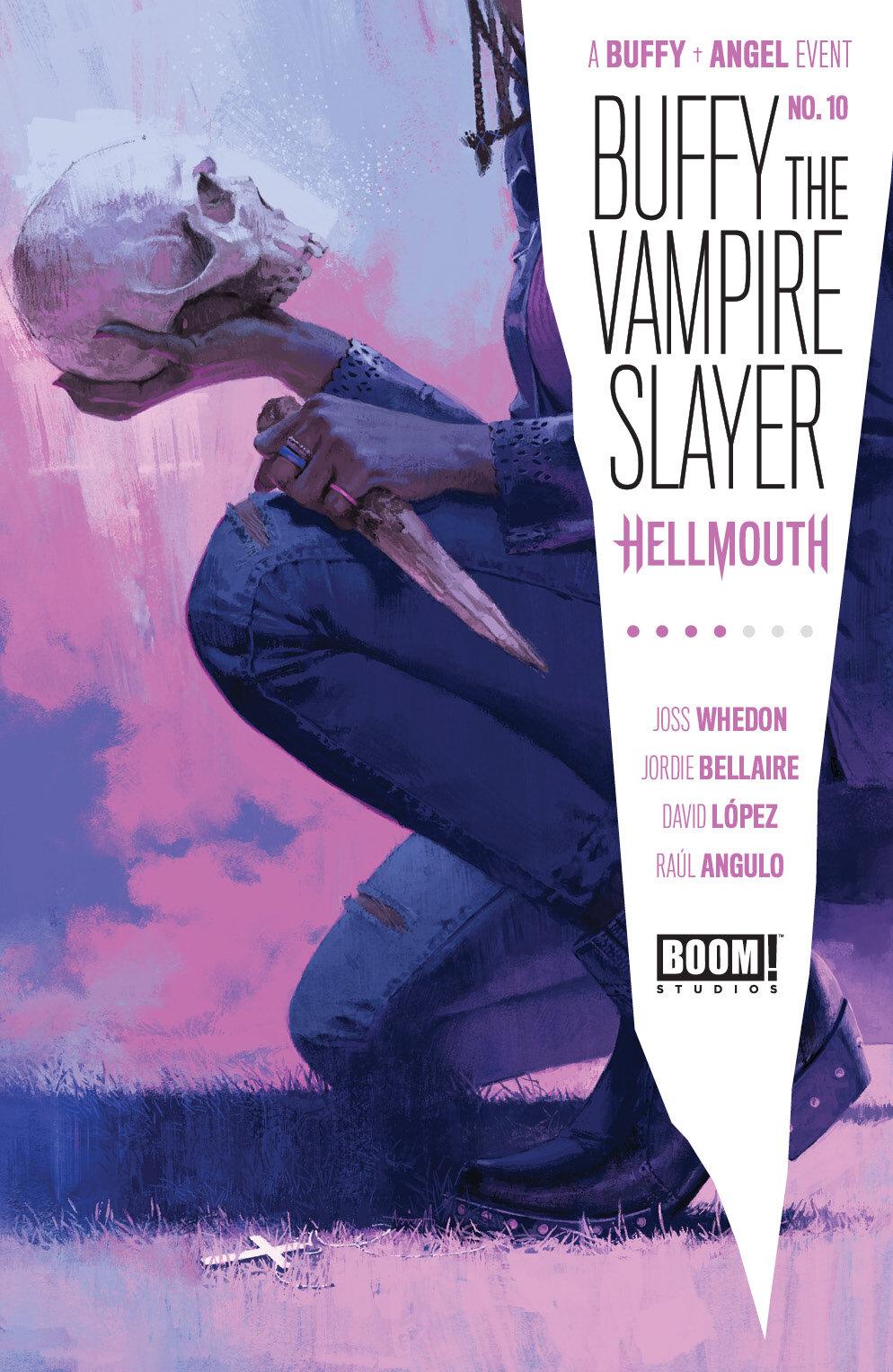 Buffy The Vampire Sayer #10, BOOM!