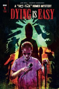Dying is Easy #1, IDW