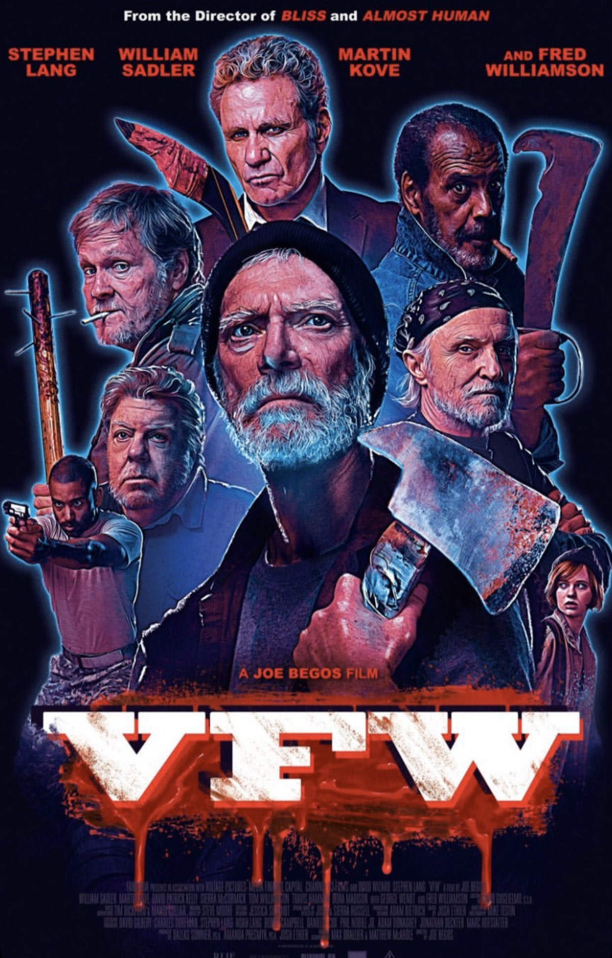 VFW, Trailer