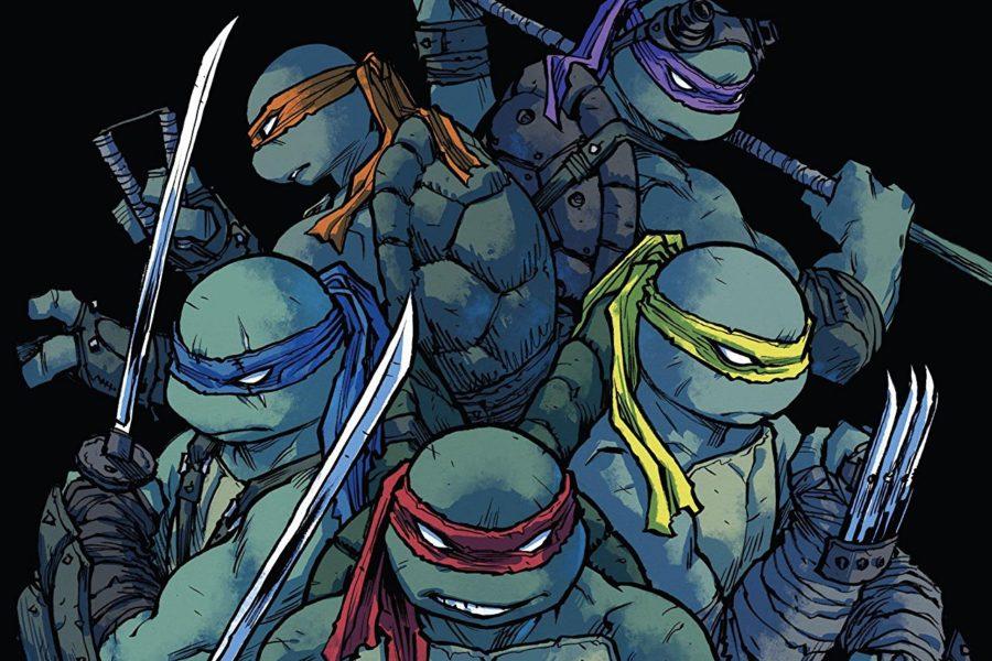 5 Reasons To Get 'Teenage Mutant Ninja Turtles' #101!