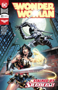 Wonder Woman #83, DC Comics
