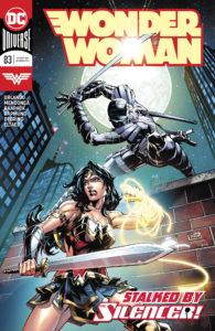 Wonder Woman #83, DC Comics